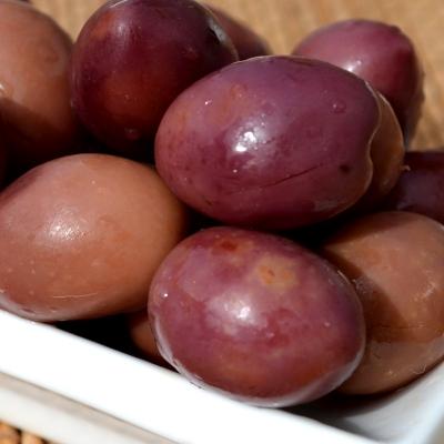Olives violette...